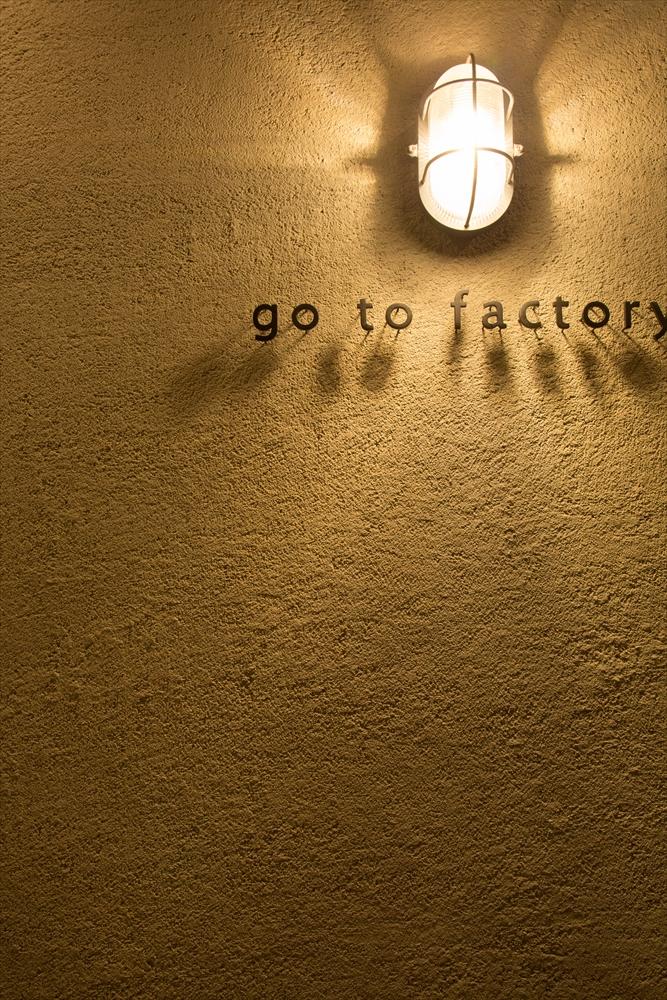 SHOP#004 SALON goto factory