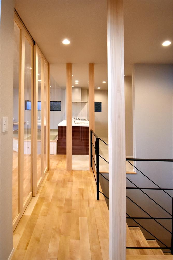 STYLE#037 高台に建つテラスメイン 眺望の良い家