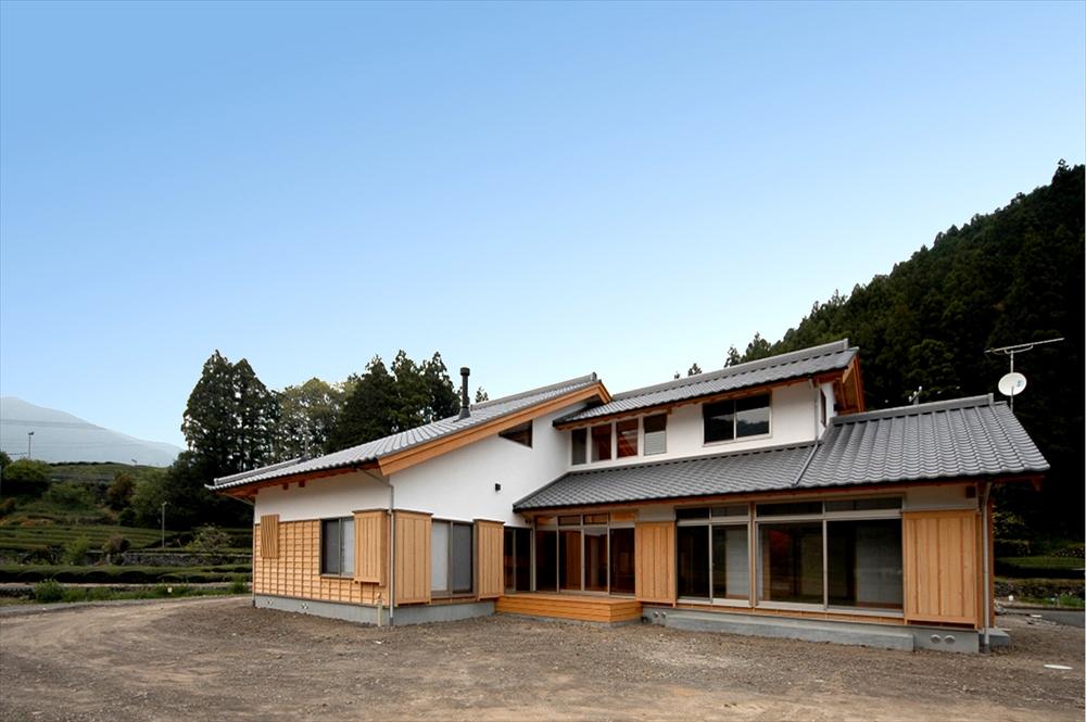 MINKA #033 川根本町O様邸
