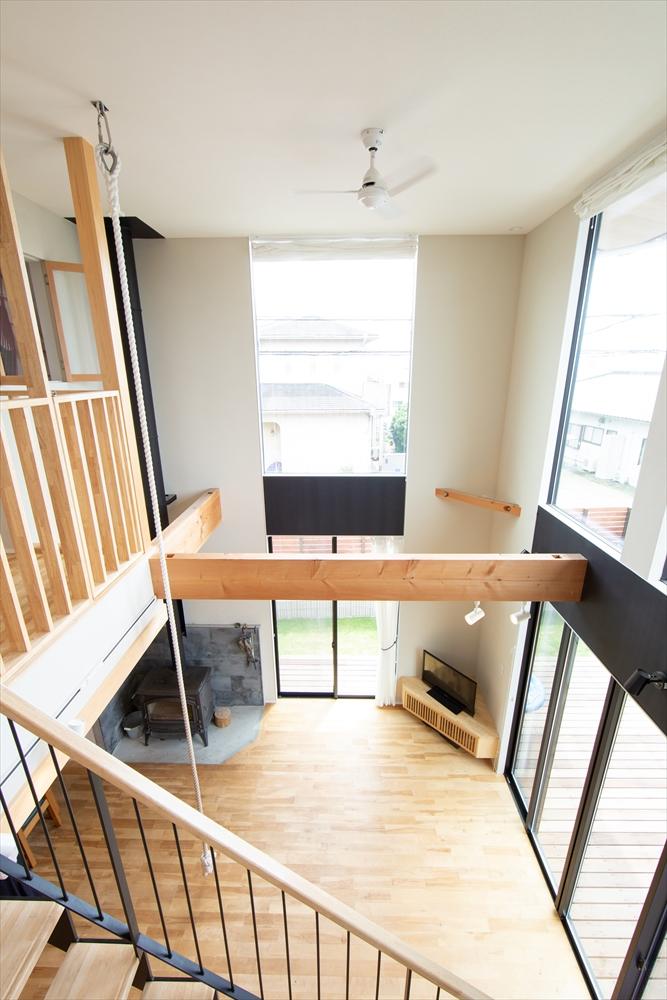 STYLE#042 遊びを広げる空間・自然素材を生かす家
